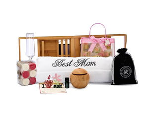 At-Home Spa Experience Box for Mom