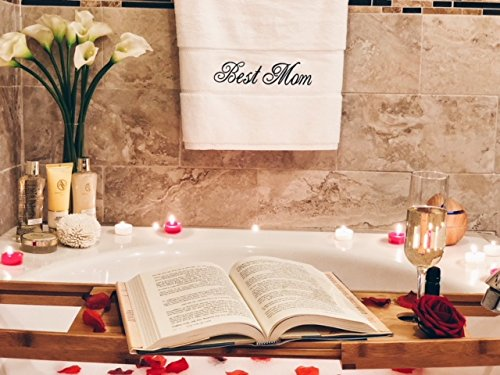 Best Mom Terry Cotton Bath Towel