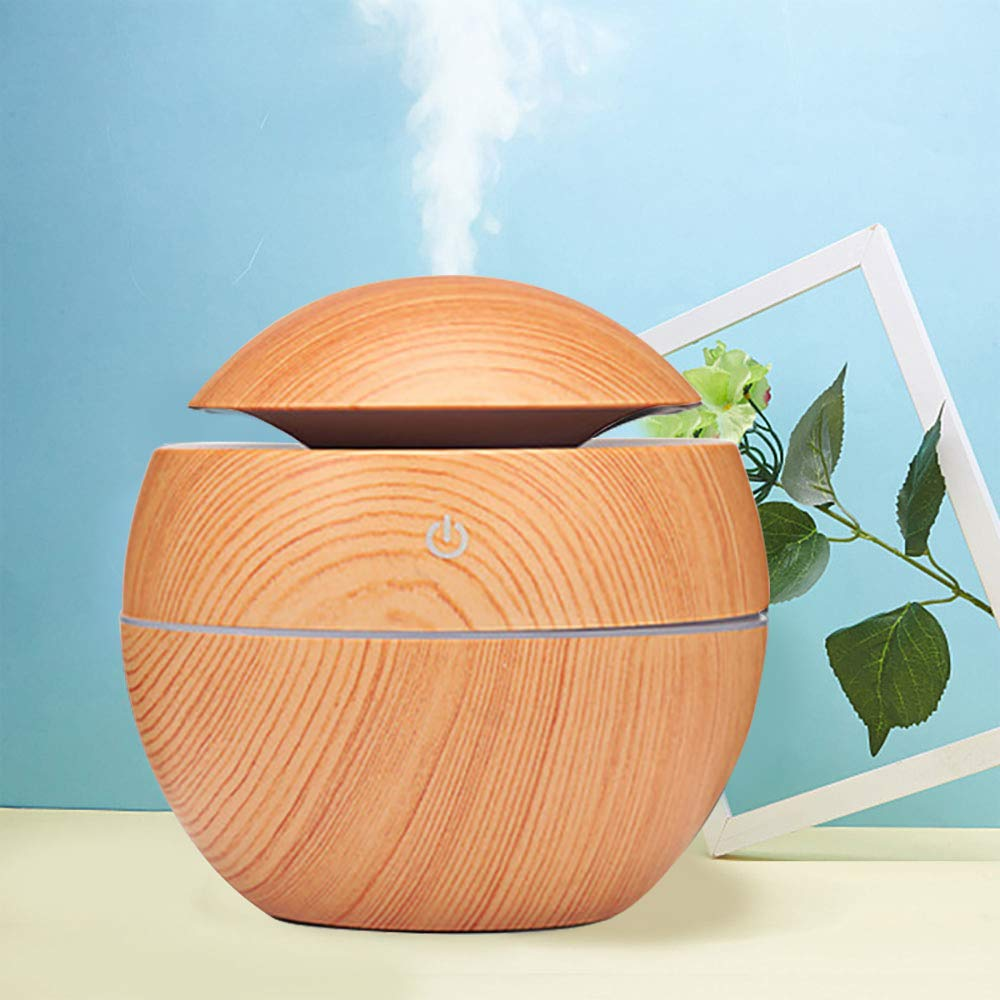 USB Aromatherapy Diffuser and Humidifier