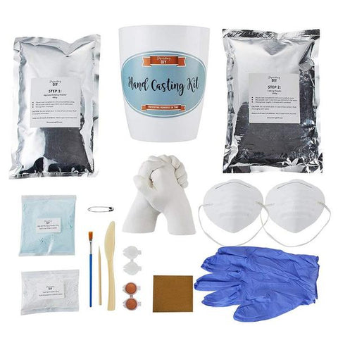 Image of Romantic Hand Casting DIY Kit