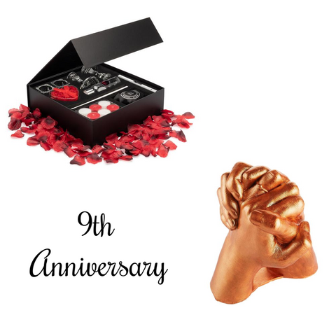 Image of 9th Anniversary Décor & Pottery Gift Package