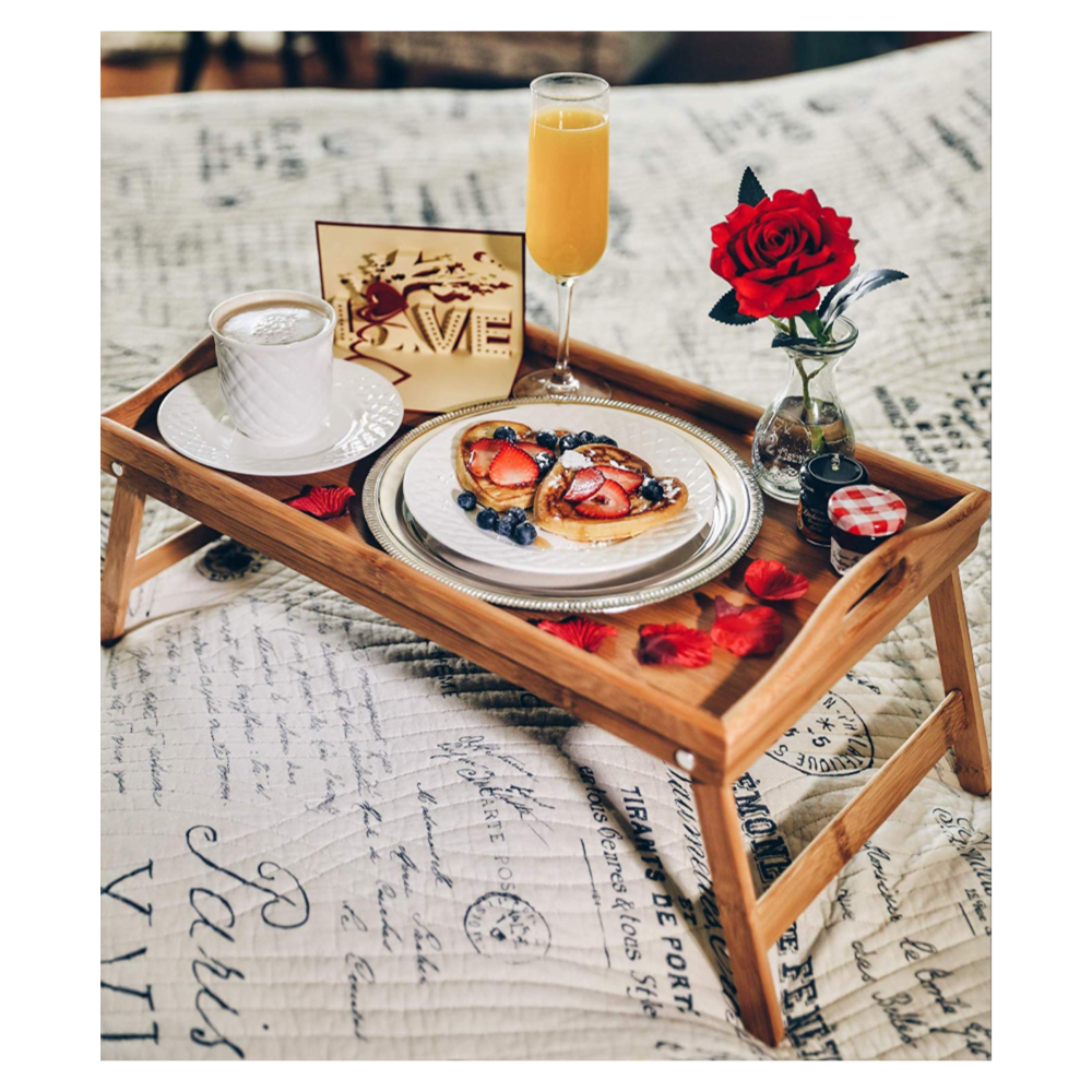 Breakfast in Bed Proposal Box