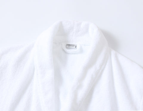 Image of terry bathrobes set for couples