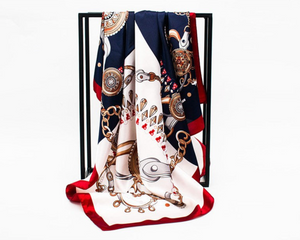 100% Silk Women's Scarf