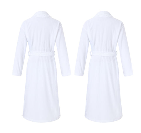 Image of Mrs & Mrs Lesbian Bathrobes Gift Set