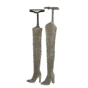 Adeline Over Knee High Boots - Spirited Jungle