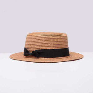Desdemona Beach Hat - Spirited Jungle