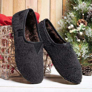 Becca Fur Snow Loafers - Spirited Jungle
