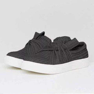 Ainsley Knitted Slip on Shoes - Spirited Jungle