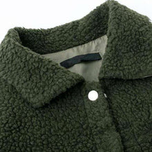 Isabella Wool Coat - Spirited Jungle