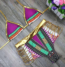 Tribal Bikini Set - Spirited Jungle