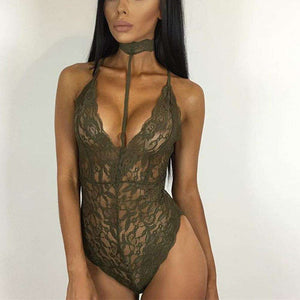 Erotic Lingerie - Spirited Jungle