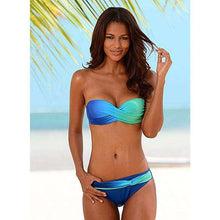 Ocean Swirl Bikini Set - Spirited Jungle