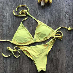 Ibiza Bikini Set - Spirited Jungle