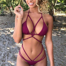 Enticement Bikini Set - Spirited Jungle