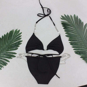 Endless Diamonds Bikini Set - Spirited Jungle