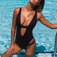 Sunny Side One-Piece Swimsuit - Spirited Jungle