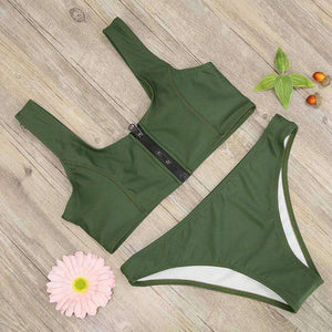 Santorini Bikini Set - Spirited Jungle