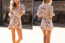 Floral Obsession Romper - Spirited Jungle