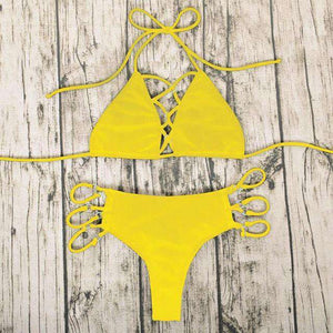 Lily Bikini Set - Spirited Jungle