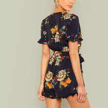 Garden Romper - Spirited Jungle