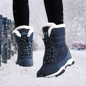 Tundra Winter Fur Boots - Spirited Jungle