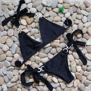 Seduction Bikini Set - Spirited Jungle