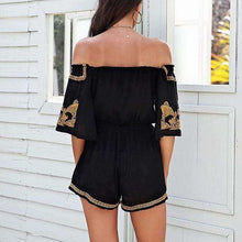 Gilded Romper - Spirited Jungle