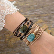 Ingrid Rope Wrap Bracelet - Spirited Jungle