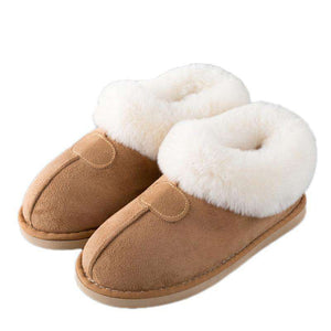 Sara Fur Slippers - Spirited Jungle