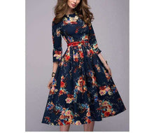 Floral Explosion Dress - Spirited Jungle