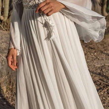 Layla White Tassel Maxi Dress - Spirited Jungle