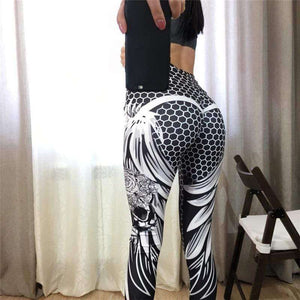 Medusa Leggings - Spirited Jungle
