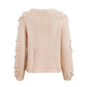 Daisy Knit Sweater - Spirited Jungle