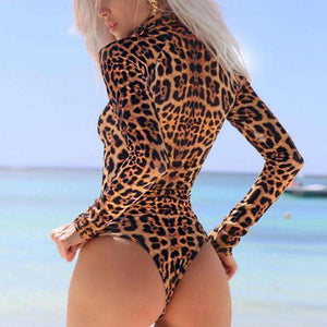 Amazon Bodysuit - Spirited Jungle