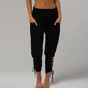 Jasmine Baggy Pants - Spirited Jungle