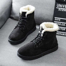 Blake Suede Fur Boots - Spirited Jungle