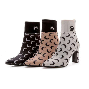 Moonchild Sock Boots - Spirited Jungle