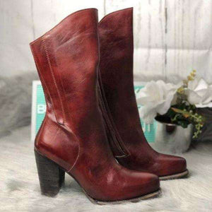 Rosa High Heel Boots - Spirited Jungle