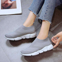 Zigged Women's Sock Shoes