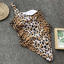 Seductive Leopard One-Piece Swimsuit - Spirited Jungle