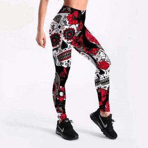 Hallow's Eve Leggings - Spirited Jungle
