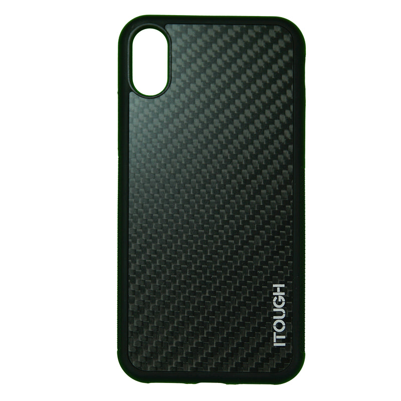iTough Carbon Case - Matte Black