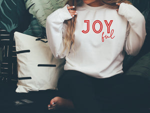 Joyful Sweater