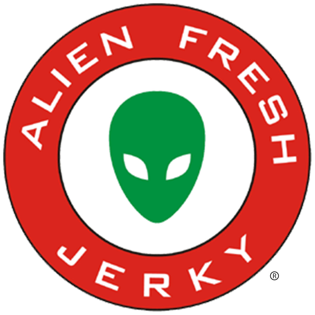 Alien Extreme Hot Beef Jerky (Case of 25 units, each unit is 3.25 oz)