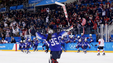 She has ice in her veins': Goalie MADDIE ROONEY delivers gold medal performance for USA by Teresa M. Walker , AP Sports Writer