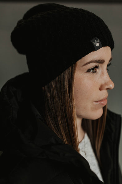 North Shore Beanie (Black)