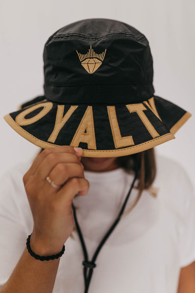 Royalty Baller Bucket Hat