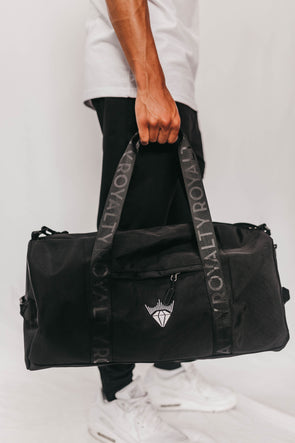 Diamond Duffle Bag