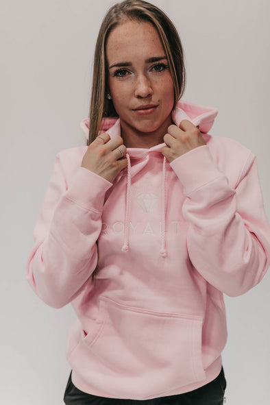 Unisex Classic Heavyweight Hoodie (Pink)